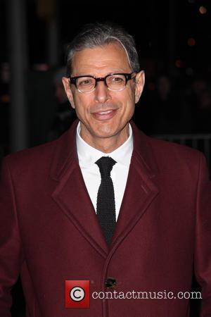 Jeff Goldblum - New York premiere of The Grand Budapest Hotel at the Alice Tully Hall - Outside Arrivals -...
