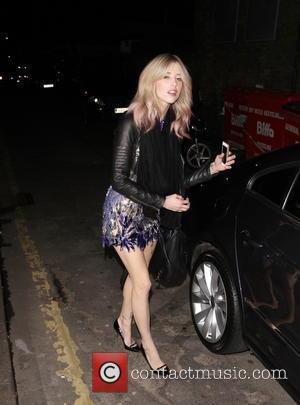 Peaches Geldof - The 2014 NME Awards at the Brixton Academy - Outside Arrivals - London, United Kingdom - Wednesday...