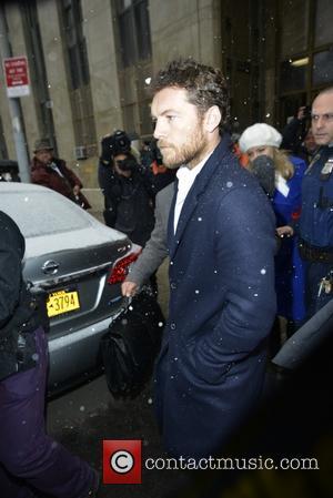 Sam Worthington - Sam Worthington leaving Manhattan Court - Manhattan, New York, United States - Wednesday 26th February 2014