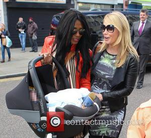 Sinitta and Laura Hamilton