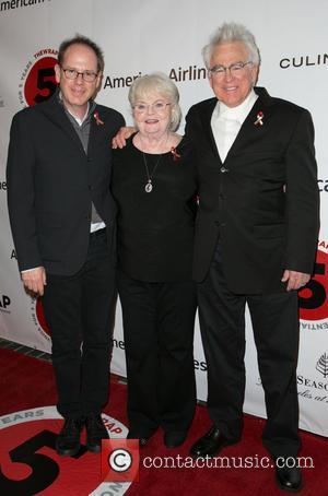 Albert Berger, June Squibb and Ron Yerxa