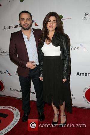 Kareem Amer and Jehane Noujaim