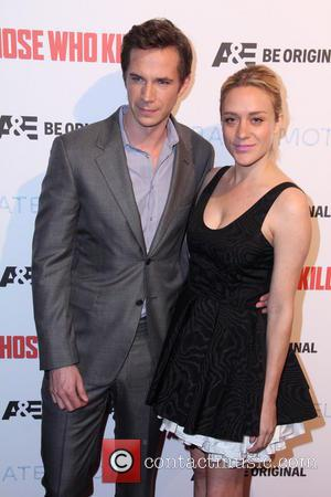 James D'arcy and Chloe Sevigny