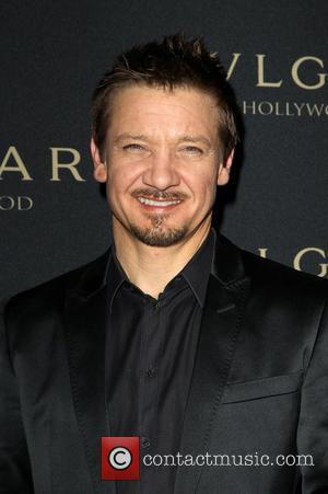 Jeremy Renner - BVLGARI Presents