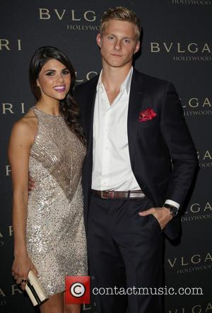 Nicole Pedra and Alexander Ludwig