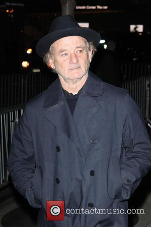 Bill Murray - New York Premiere Of 'The Grand Budapest...