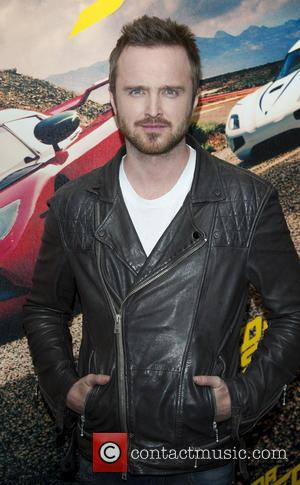 Aaron Paul - VIP film screening of 'Need for Speed' - Arrivals - London, United Kingdom - Wednesday 26th February...