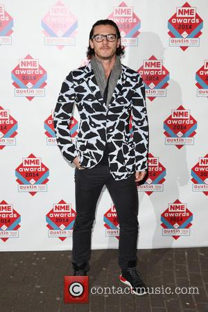 Luke Evans - The NME Awards 2014 held at O2 Academy Brixton - Arrivals - London, United Kingdom - Wednesday...