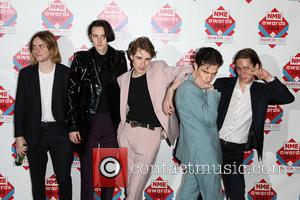 Swim Deep, Zachary Robinson, Cavan Mccarthy, Tom Higgins and Austin Williams