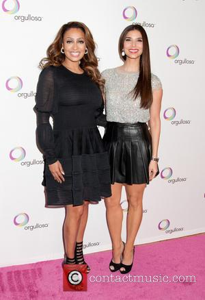 La La Anthony and Roselyn Sanchez - Procter & Gamble's (P&G) Orgullosa launches a new campaign, Nueva Latina, a first-of-its-kind...