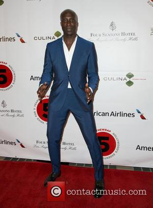 Ozwald Boateng - Celebrities attend TheWrap.com 5th Annual Pre-Oscar Event at Culina Restaurant at the Four Seasons Hotel. - Los...