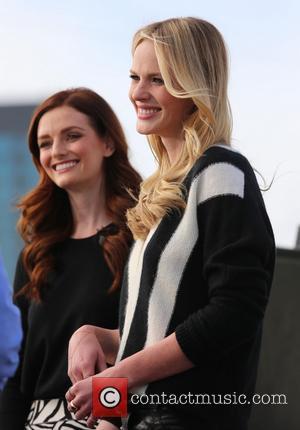 Anne Vyalitsyna and Lydia Hearst