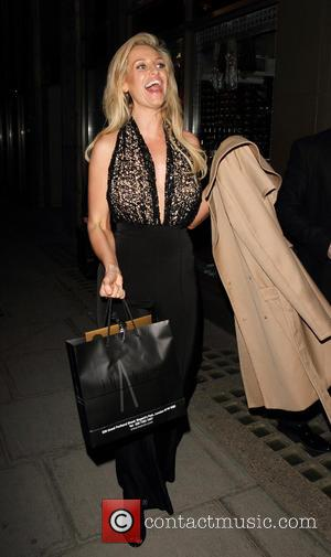 Josie Gibson - Inanch London Launch Party at Iberica Marylebone, London - London, United Kingdom - Thursday 27th February 2014