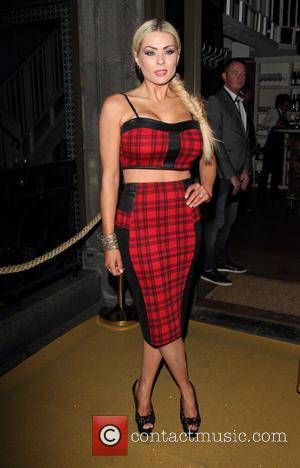 Nicola McLean - Inanch London Launch Party at Iberica Marylebone, London - London, United Kingdom - Thursday 27th February 2014