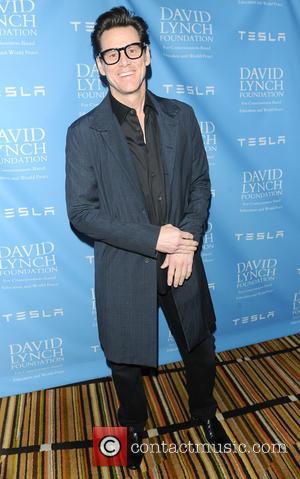 Jim Carrey - David Lynch Foundation honors Rick Rubin with Lifetime of Harmony Award - Beverly Hills, California, United States...