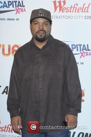 Ice Cube - Special Screening of 'Ride Along' at the VUE Cinema at Westfield - London, United Kingdom - Thursday...