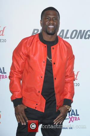 Kevin Hart - Special Screening of 'Ride Along' at the VUE Cinema at Westfield - London, United Kingdom - Thursday...