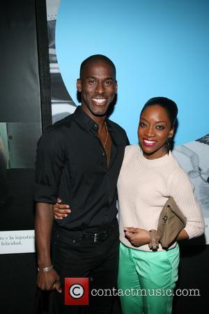 Lloyd Knight and Tamisha Guy