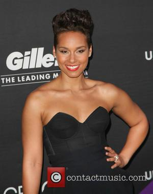 Alicia Keys - unite4:good and Variety's unite4:humanity at Sony Pictures Studios at Song Pictures Studios - Culver City, California, United...
