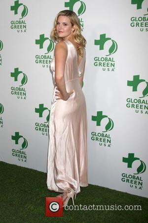 Maggie Grace - Global Green USA's Pre-Oscar Event - Los Angeles, California, United States - Thursday 27th February 2014