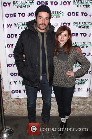 Christopher Abbott and Aya Cash