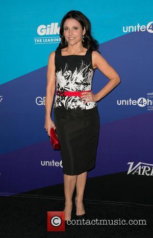 Julia Louis-Dreyfus - Celebrities attend unite4:good and Variety present