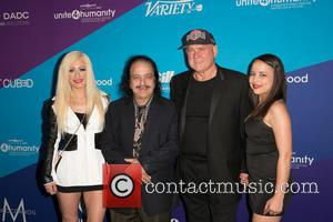 Ron Jeremy and guests - Celebrities attend unite4:good and Variety present