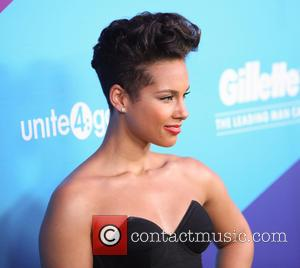 Alicia Keys - unite4:good and Variety's unite4:humanity at Sony Pictures Studios - Culver City, California, United States - Thursday 27th...