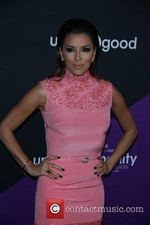 Eva Longoria - unite4:good and Variety present it's first 'unite4:humanity' event at Sony Pictures Studios - Los Angeles, California, United...
