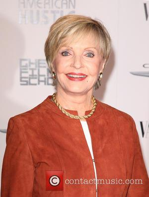 Florence Henderson - Vanity Fair Campaign Hollywood - Chrysler Toasts The Cast Of
