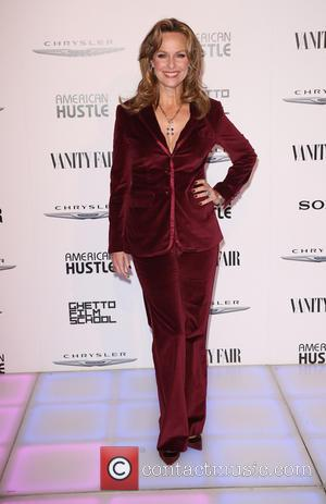 Melora Hardin - Vanity Fair Campaign Hollywood - Chrysler Toasts The Cast Of