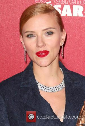 Scarlett Johansson - 39th Cesar Film Awards