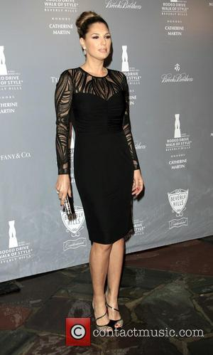 Daisy Fuentes - Rodeo Drive Walk Of Style Awards - Arrivals - Los Angeles, California, United States - Friday 28th...