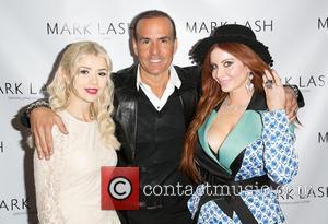 Mika Newton, Mark Lash and Phoebe Price