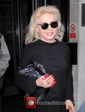 Debbie Harry - Debbie Harry of Blondie at Radio 2 - London, United Kingdom - Friday 28th February 2014
