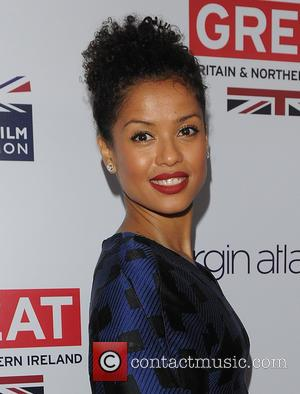 Gugu Mbatha-Raw - GREAT British Film Reception to honor the British nominees of the 86th Annual Academy Awards (Oscars) -...