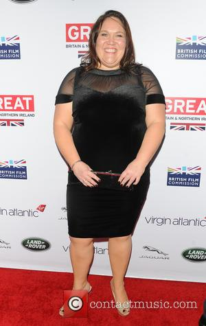 Lorraine Bruce - GREAT British Film Reception to honor the British nominees of the 86th Annual Academy Awards (Oscars) -...