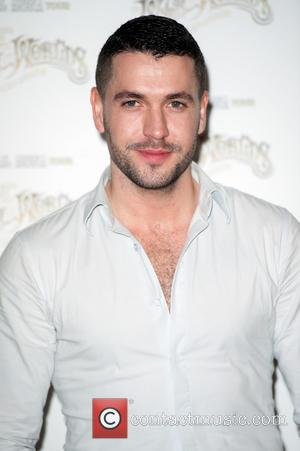 Shayne Ward - The  full cast for the final arena tour  of Jeff Wayne's Musical Version of The...