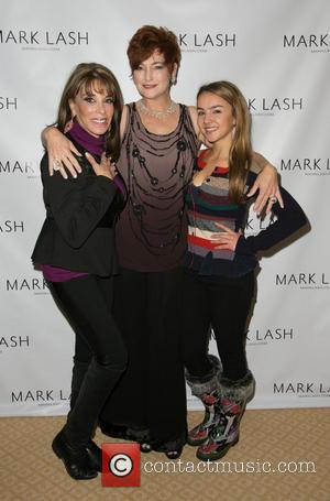 Kate Linder, Carolyn Hennesy and Lexi Ainsworth - The 2014 Mark Lash Oscar Jewelry Showcase Suite held at The Montage...