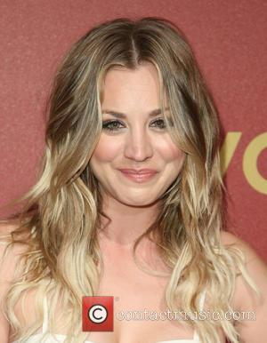 Kaley Cuoco - QVC presents the 5th annual 'Red Carpet Style - Live from L.A.' at the Four Seasons Hotel...