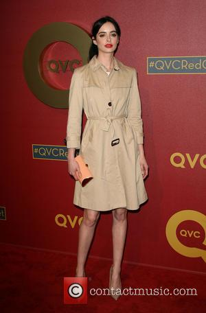 Krysten Ritter - QVC Red Carpet Style Pre-Oscar Cocktail Party held at Four Seasons Hotel. - Los Angeles, California, United...