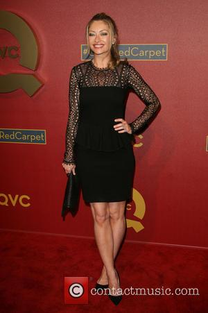 Rebecca Gayheart - QVC Red Carpet Style Pre-Oscar Cocktail Party held at Four Seasons Hotel. - Los Angeles, California, United...