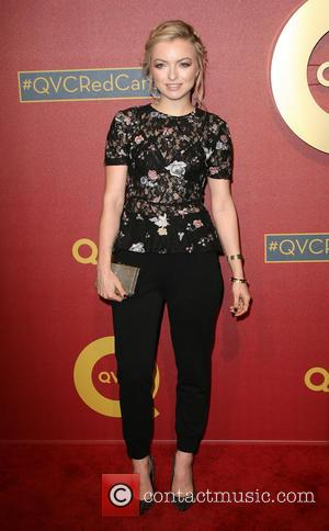 Francesca Eastwood - QVC Red Carpet Style Pre-Oscar Cocktail Party held at Four Seasons Hotel. - Los Angeles, California, United...