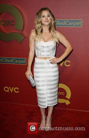Kaley Cuoco - QVC Red Carpet Style Cocktail Party