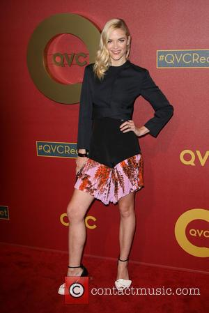 Jaime King - QVC Red Carpet Style Pre-Oscar Cocktail Party held at Four Seasons Hotel. - Los Angeles, California, United...