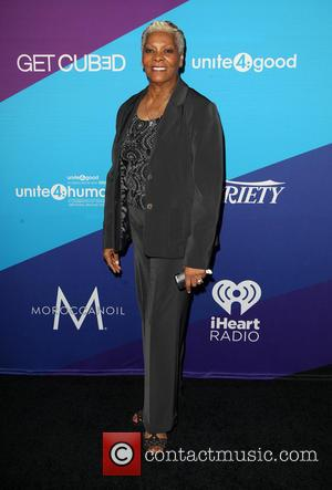 Dionne Warwick - unite4:good And Variety's unite4:humanity - Los Angeles, California, United States - Friday 28th February 2014