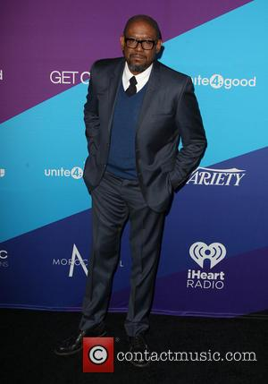 Forest Whitaker - unite4:good And Variety's unite4:humanity - Los Angeles, California, United States - Friday 28th February 2014