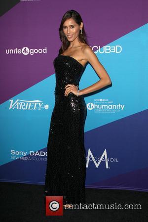 Rebecca Da Costa - unite4:good And Variety's unite4:humanity - Los Angeles, California, United States - Friday 28th February 2014
