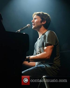 James Blunt - Singer James Blunt performs at Vicar Street... - Dublin, Ireland - Saturday 1st March 2014