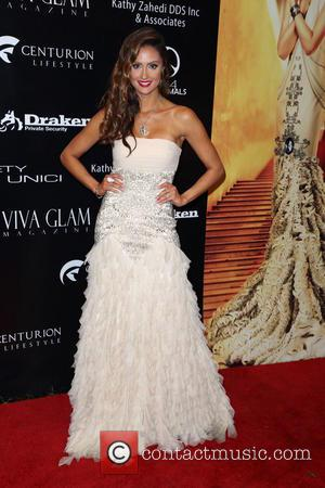Katie Cleary - Viva Glam Magazine & Society Unici in collaboration with Peace 4 Animals presents 'Gold' a Pre-Oscar Party...